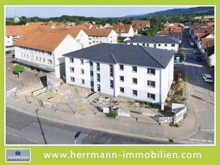 Barrierearme 3-Zimmer-Neubau-Wohnung