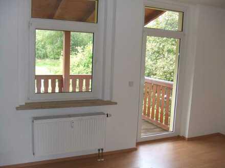 2-Raum-Wohnung mit Balkon nähe Zentrum