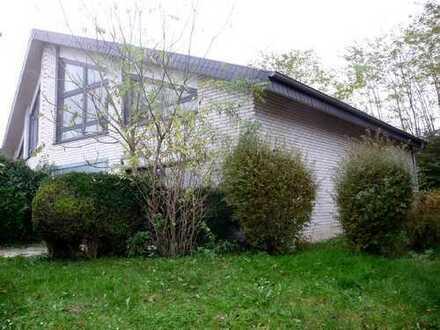 Doppelhaushälfte mit Terrasse, Garten und Einbauküche in Sinsheim-Reihen