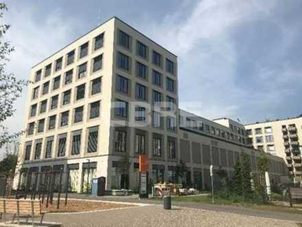 Büroflächen mit Verkabelung - Dachterrasse mit Alpenblick - Sofort bezugsfertig!