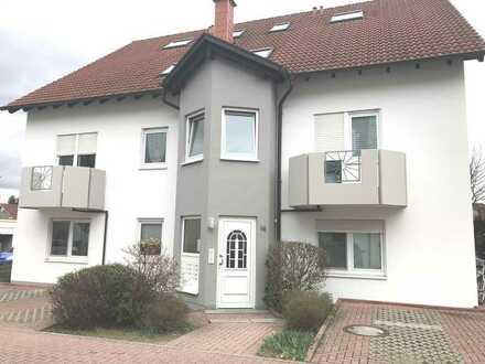 Großzügige Maisonette-Wohnung in guter Lage von Hockenheim