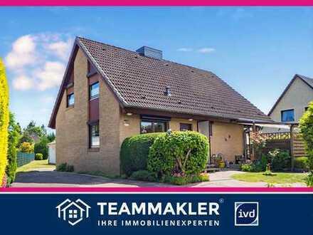 Schöner Wohnen im gepflegten Einfamilienhaus mit Anbau in Quickborn-Heide