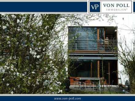 Architektenhaus mit Parkzugang