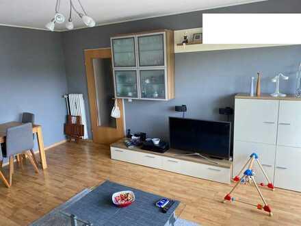Gepflegte 3 ZKB Wohnung mit Balkon