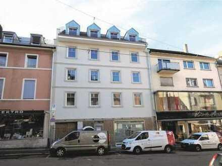 Modernisiertes Wohn- und Geschäftshaus im Herzen der Stadt