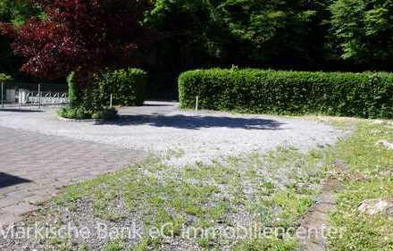 Baugrundstück in Hagen-Rummenohl für Doppelhaushälfte oder kl. freistehendes Einfamilienhaus