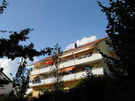 Vollständig renovierte und sanierte helle 4-Zimmer-Wohnung mit 2 Balkonen in Lindau-Reutin