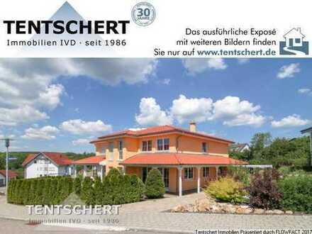 ++ moderne Doppelhaushälfte mit mediteranem Flair ++