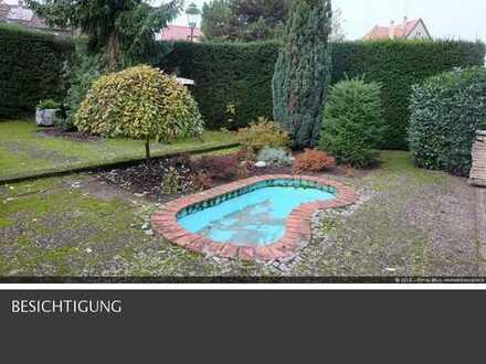 Einfamilienhaus mit romantischen Garten in ruhiger Wohnlage von Baden-Oos