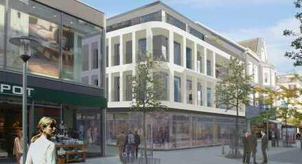 Neubau: gemütliche 2-Zimmer Wohnung mit Balkon