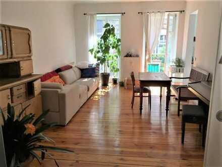 Traumhafte 4 Zimmerwohnung im sanierten Altbau nahe Mauerpark