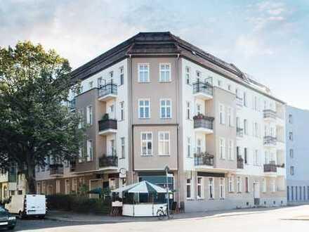 Geräumige 5-Zimmer Wohnung mit Balkon im grünen Johannisthal!
