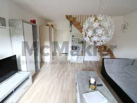 Kapitalanlage oder neues Zuhause: 2-Zi.-Maisonette mit Balkon