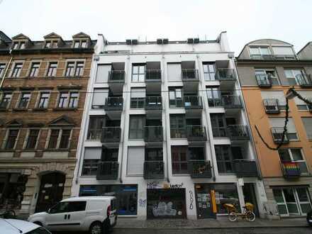 DD-Neustadt - hochwertiges Apartment mit Küche - Bj. 2017 - bezugsfrei