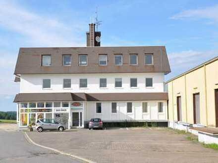 Büro-/Praxisräume an der B45 - Beerfelden/Odw.