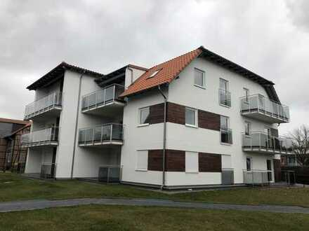 ERSTBEZUG: Traumhafte 2 Zi. Neubau Erdgeschosswhg. in idyllischer Lage