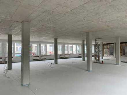Bürofläche im 1. OG (Neubau), Ausbau nach Mieterwunsch mit Grundrissvorschlägen - * Prov.frei *