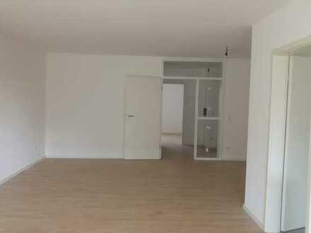 2-Zimmer-Wohnung mit Balkon und Einbauküche in Karlsruhe/Waldstadt 2018 vollständig renoviert