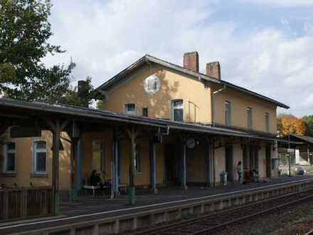 Familienglück vorprogrammiert im Bahnhof von Windischeschenbach!!