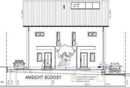Neubau - Erstbezug !! Einliegerwohnung mit schönem Garten in ruhiger Wohnlage
