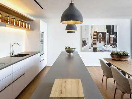 Moderne Doppelhaushälfte mit sonnigem Grundstück