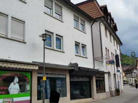 3-Zimmer Wohnung mit Einbauküche im Stadtzentrum Murrhardt