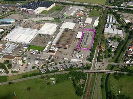 Produktions-/Lagerhallen für Gewerbe/Industrie
