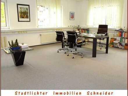 °°° Gekürzte Provision: NUR 2,38 Netto-MM °°° 5-Zi.-Büro-/Praxisfläche: Modern, sonnig, zentral!