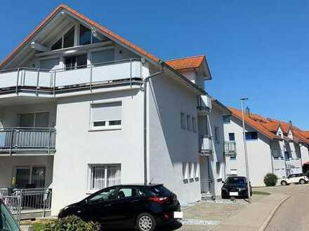 ** 2-Zimmerwohnung mit Balkon und Stellplatz in Talheim **