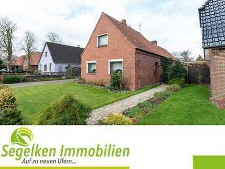 Ruhig gelegenes Einfamilienhaus nahe dem Jadebusen in Seefeld/ Stadland