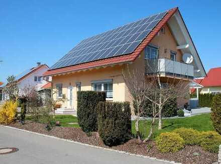 Äußerst gepflegtes Einfamilienhaus mit ertragsreicher PV-Anlage in Bad Buchau