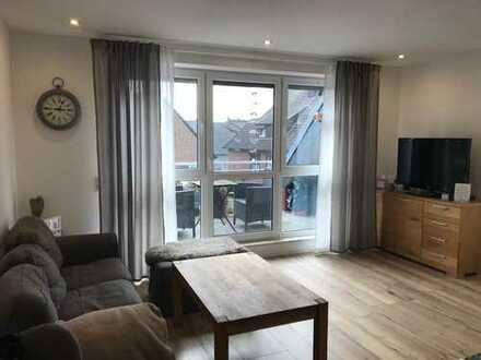TOP-Lage Xanten Kurpark, tolle 3-Zimmer-Wohnung mit großer Wohnküche und Balkon