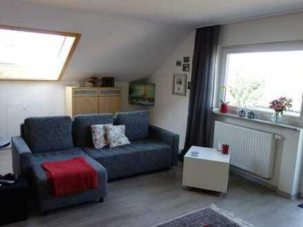 Helle 3,5-Zimmer Wohnung mit Balkon und herrlicher Aussicht in Nußdorf