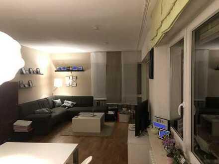 Modernisierte 4-Zimmer-Wohnung mit Balkon und Garten in Burtscheid