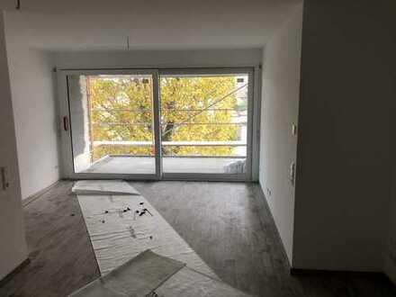 Erstbezug: exklusive 2-Zimmer-Wohnung mit Balkon in Bad Krozingen