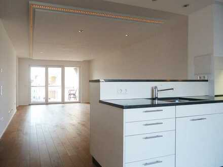 Exklusives, vollständig renoviertes 3-Zimmer-Apartment mit Loggia+Balkon in Karlsruhe