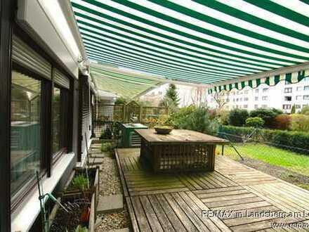 Gartenwohnung mit  Schwimmbad und Sauna