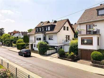 Doppelhaushälfte in Koblenz Kartause + Carport und Garage