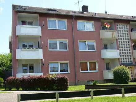 Gemütliche 2- Zi. Wohnung mit Balkon in Bockum-Hövel