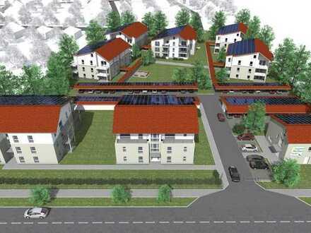 Einzigartiges Wohnkonzept in Petershagen - nur noch eine freie Wohnung im Haus 6!