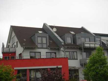 moderne 2- Zimmerwohnung mit Balkon