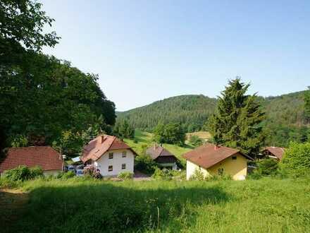 Bauplatz in ruhiger Lage in Gammelsbach