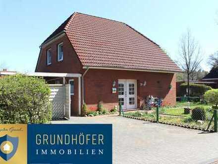 Freistehendes Einfamilienhaus in Friedeburg