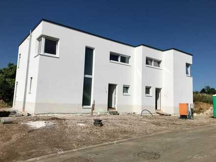 Modernes Design Doppelhaus Alzey Sonnenberg