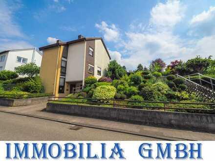 IN BESTER LAGE - Freistehendes Einfamilienhaus mit Garten/Terrasse und Garage in Zweibrücken (Stadt)