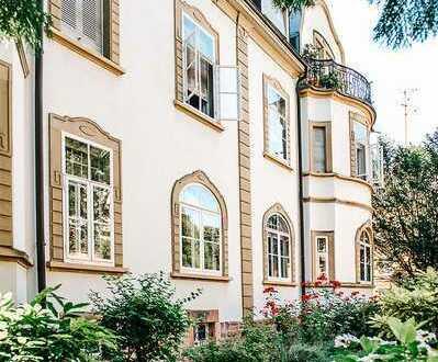 Schöne Dachgeschosswohnung in der Bergstraße