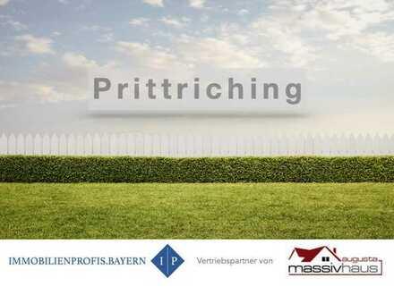 Grundstück für ein Einfamilienhaus in Prittriching - wohlfühlen am Lech! MUC Pendler aufgepasst...