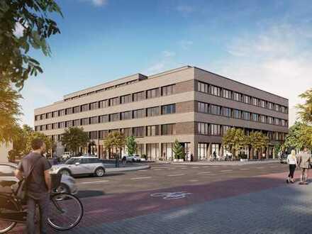 Rundumblick vom Penthouse - Büro-/Praxisfläche im Gesundheitszentrum Bahnstadt®