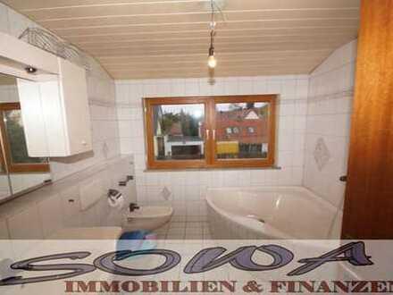 4 Zimmer DG Wohnung im 2 Familienhaus mit Gartenanteil - Ihr Immobilienexperte in der Region: SOW...
