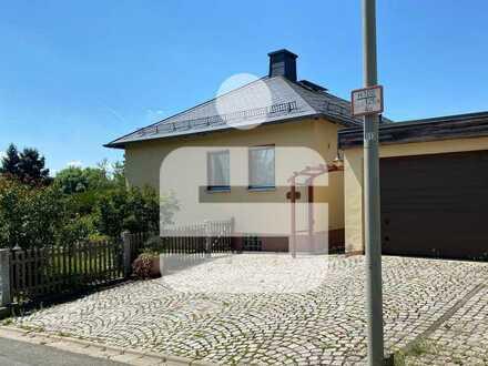 Großzügiges Einfamilienhaus in Döhlau / OT Tauperlitz